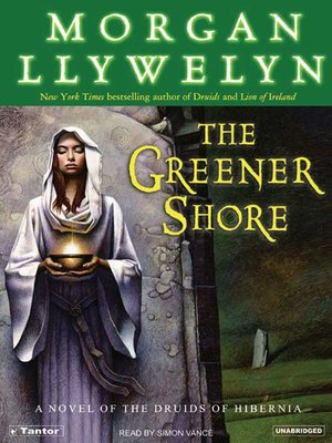 cover image of The Greener Shore