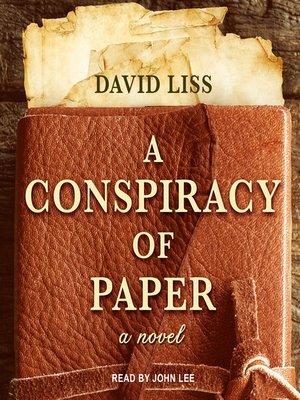 cover image of A Conspiracy of Paper