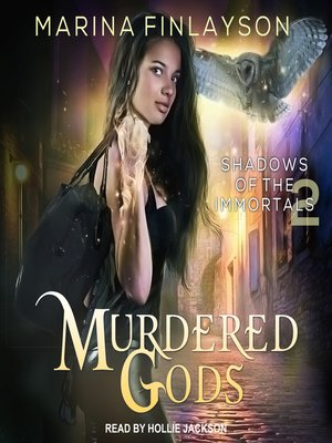 cover image of Murdered Gods