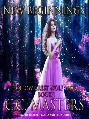 cover image of New Beginnings--Hollow Crest Wolf Pack Book 1