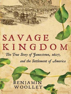 cover image of Savage Kingdom