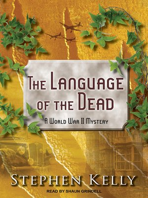 cover image of The Language of the Dead