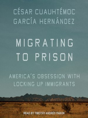 cover image of Migrating to Prison