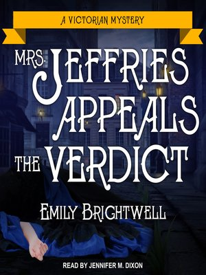cover image of Mrs. Jeffries Appeals the Verdict