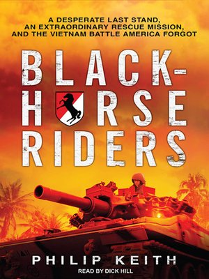 cover image of Blackhorse Riders