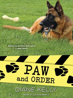 cover image of Paw and Order