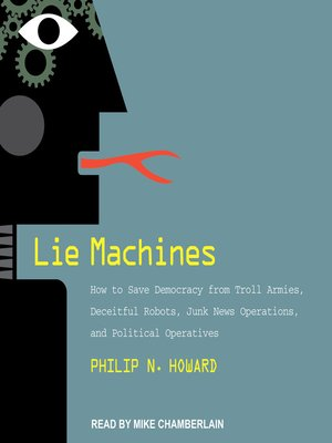 cover image of Lie Machines