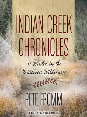 cover image of Indian Creek Chronicles