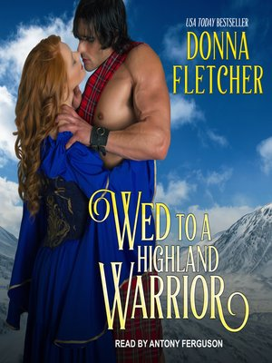 cover image of Wed to a Highland Warrior