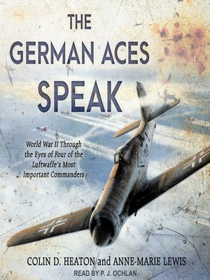 cover image of The German Aces Speak