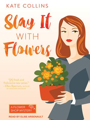 cover image of Slay It with Flowers