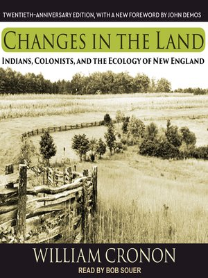 cover image of Changes in the Land