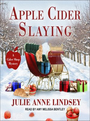 cover image of Apple Cider Slaying