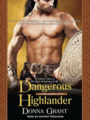 cover image of Dangerous Highlander