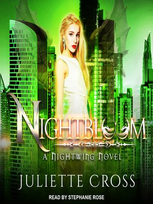 cover image of Nightbloom--A Dragon Fantasy Romance