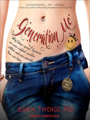 cover image of Generation Me
