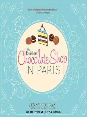 cover image of The Loveliest Chocolate Shop in Paris