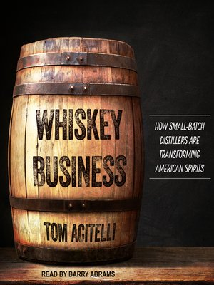 cover image of Whiskey Business