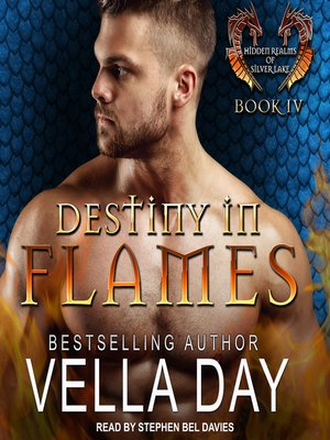 cover image of Destiny In Flames