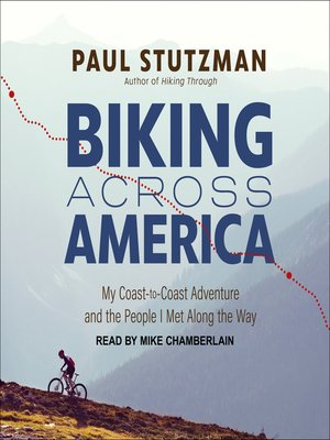 cover image of Biking Across America