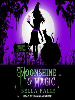 cover image of Moonshine & Magic