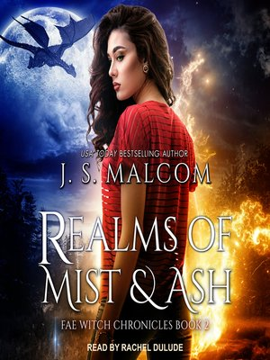cover image of Realms of Mist and Ash--Fae Witch Chronicles Book 2
