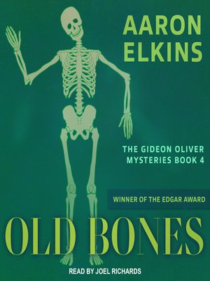 cover image of Old Bones