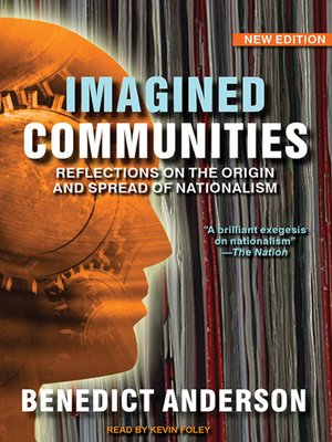 cover image of Imagined Communities