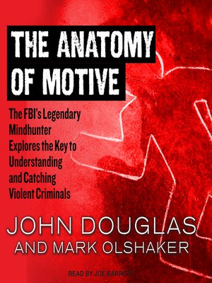 cover image of The Anatomy of Motive