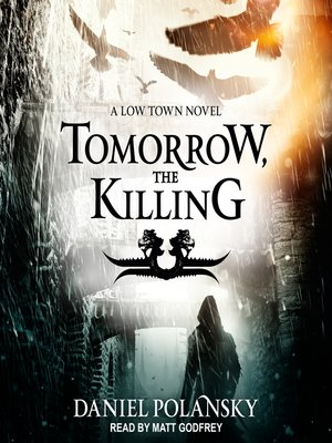 cover image of Tomorrow, the Killing