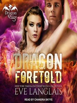 cover image of Dragon Foretold