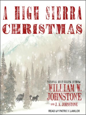 cover image of A High Sierra Christmas