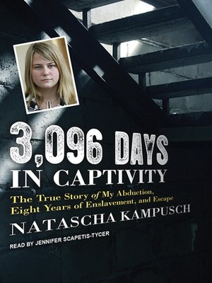 cover image of 3,096 Days in Captivity