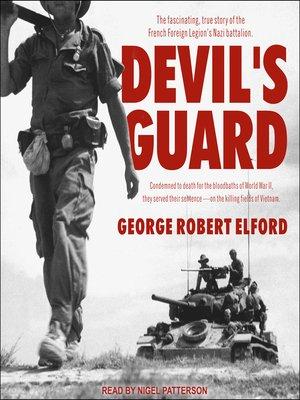 Ebook Devils Guard By George Robert Elford