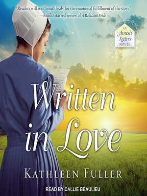 cover image of Written in Love