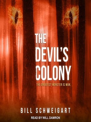 cover image of The Devil's Colony