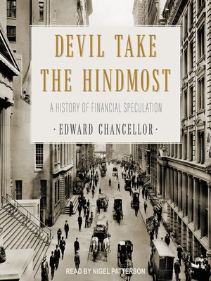cover image of Devil Take the Hindmost
