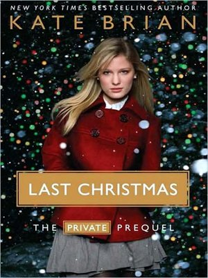 cover image of Last Christmas--The Private Prequel