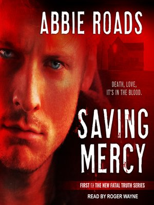cover image of Saving Mercy