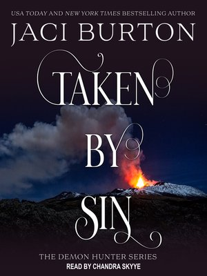 cover image of Taken by Sin