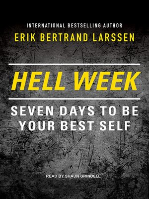 cover image of Hell Week