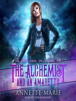 cover image of The Alchemist and an Amaretto