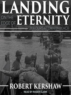 cover image of Landing on the Edge of Eternity