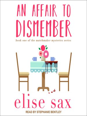 cover image of An Affair to Dismember