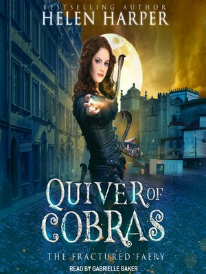cover image of Quiver of Cobras