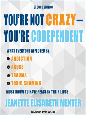 cover image of You're Not Crazy--You're Codependent