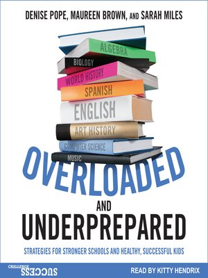 cover image of Overloaded and Underprepared