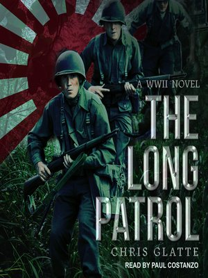 cover image of The Long Patrol--A WWII Novel