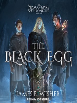 cover image of The Black Egg