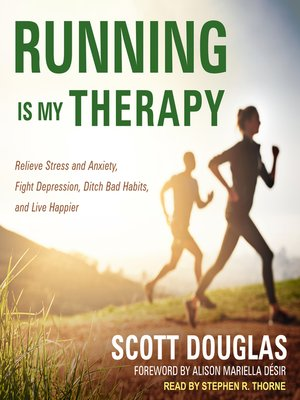 cover image of Running is My Therapy